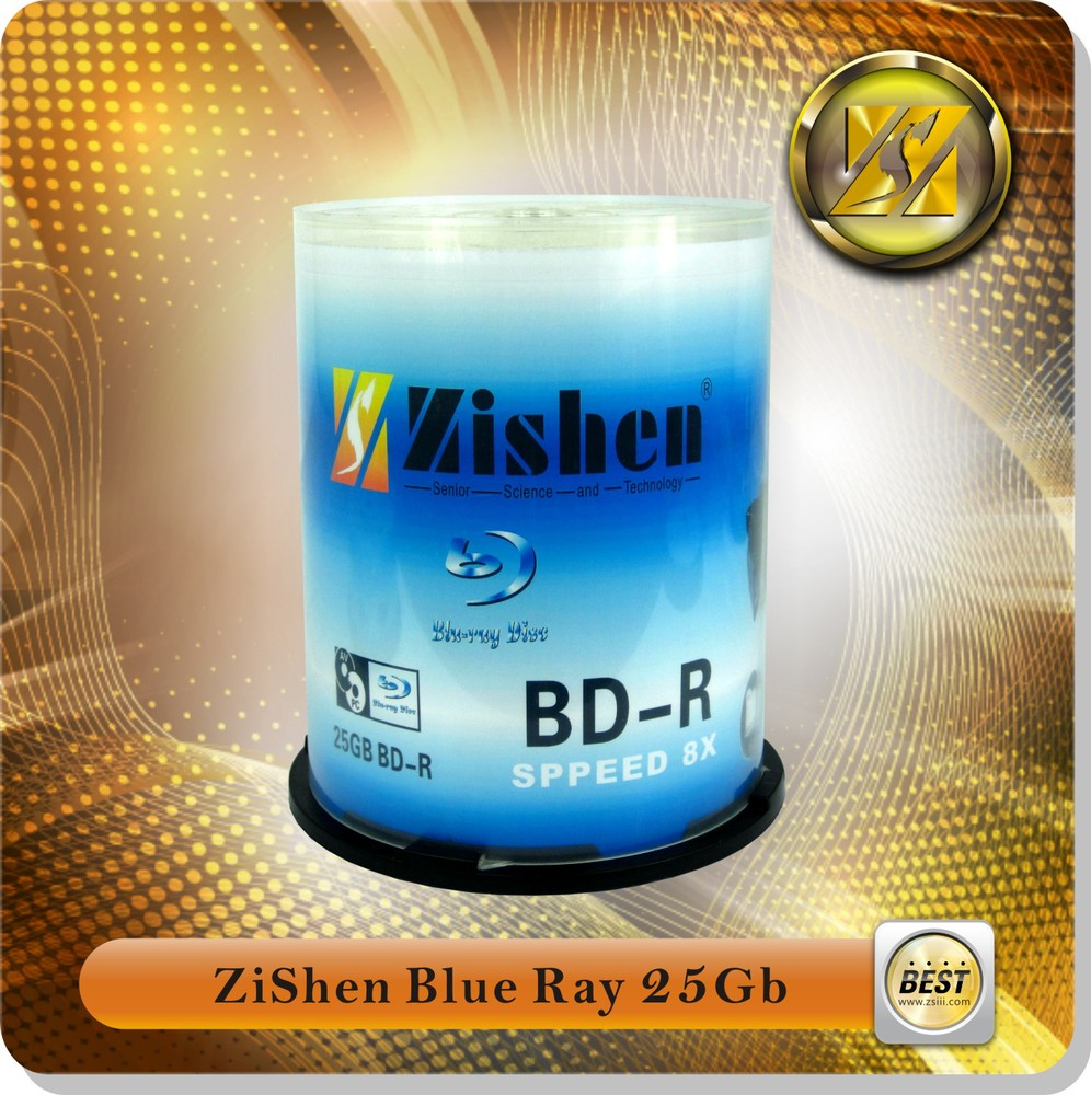 Chinese Products Blank Bd R 25Gb,Wholesale Bd R 6X