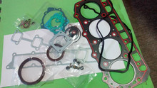 3D95S-W-1 engine overhaul gasket kit,3D95S engine full gasket set