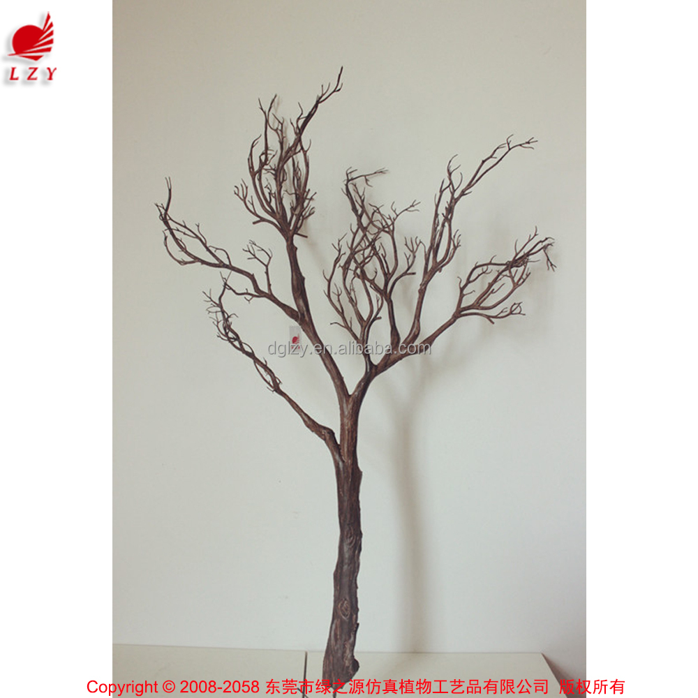 Imported Christmas ornaments tree and birthday party decoration faux manzanita tree