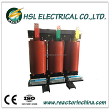 Cast resin H class insulation level 400kva dry type distribution transformer