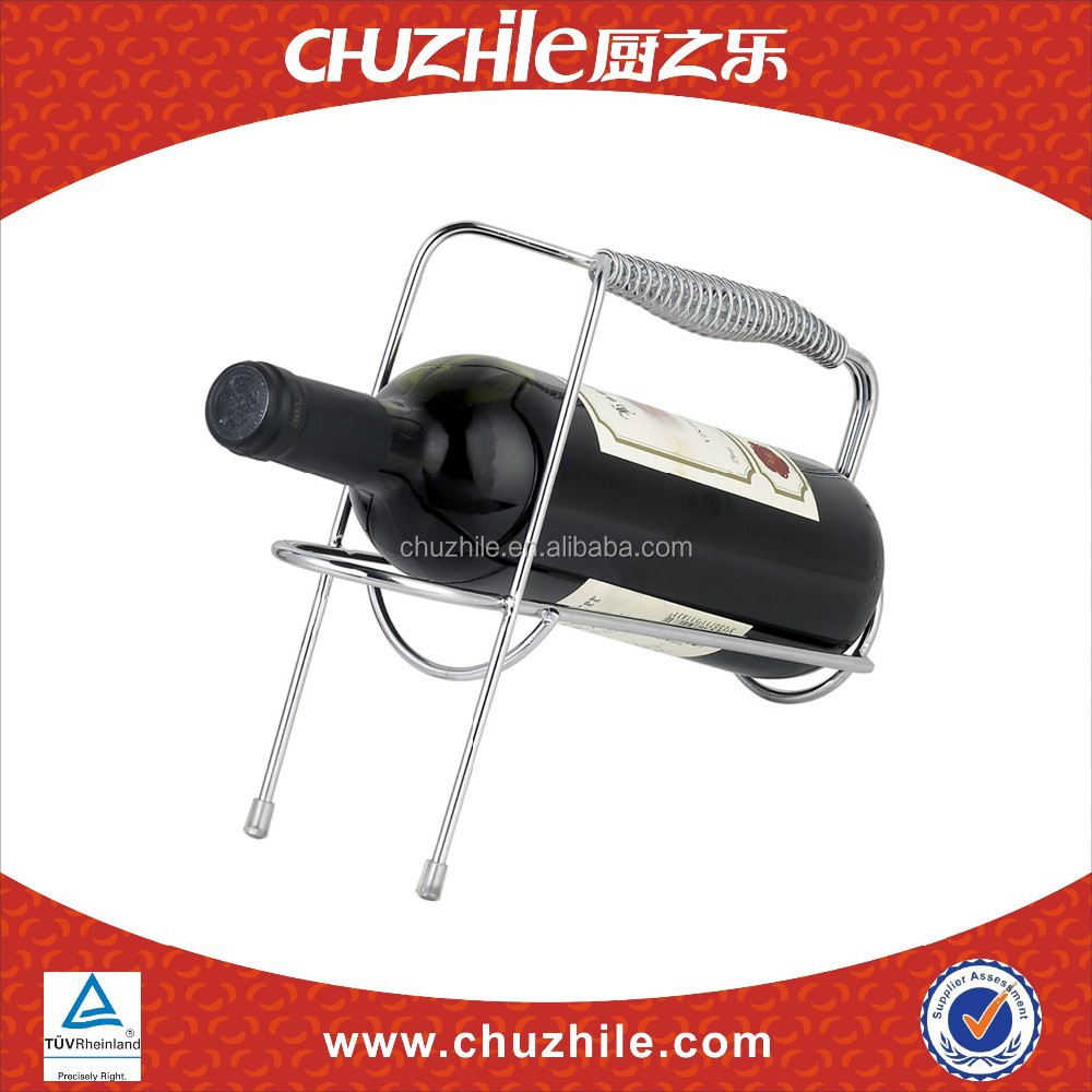 Functional hardware ChuZhiLe wall mounted wine shelf manufacturer