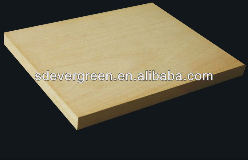 high quality and best price maple veneered mdf