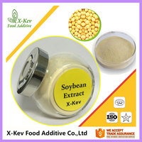 Pure Natural Soya Bean Extract Soybean Powder 40% Soy Isoflavones