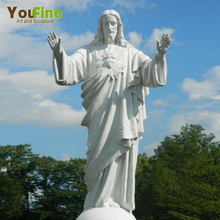 Stone Religious Statue Marble Jesus Statues for sale