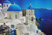 Hot selling!!! 1000 pieces photo customize jigsaw puzzles