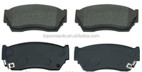 Brake Pad For NISSAN 100 NX for NISSAN SUNNY III Hatchback Spare Auto Parts FDB763 4106062C90 GDB1170