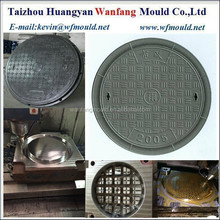 manhole cover mould/bmc mold manhole cover/fiberglass mold