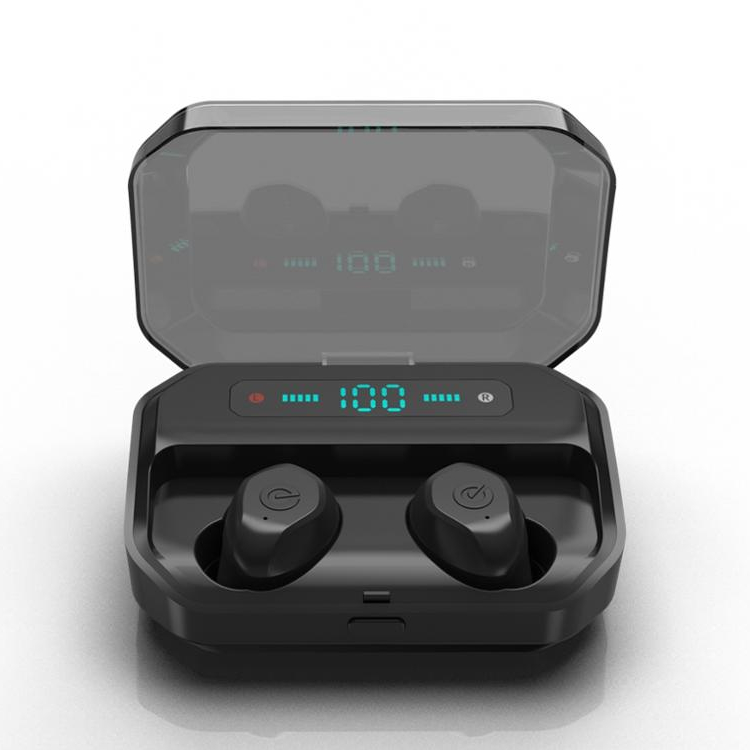 LED Indicator !TWS <strong>Bluetooth</strong> 5.0 wireless earbuds headset true wireless earphones for iPHONE/SAMSUNG IPX7 waterproof
