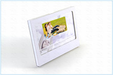 video in print lcd video greeting card blue print videos
