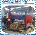 tree saw machine wood cutting band saw