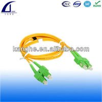 Single model Duplex SC-SC optical fiber leads