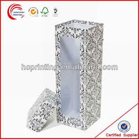 Fashion High Quality Whole Sale Gift Boxes for Wine Glasses