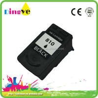 dye ink top quality compatible inkjet cartridges for canon pg 810 CL 811 for MP245 258