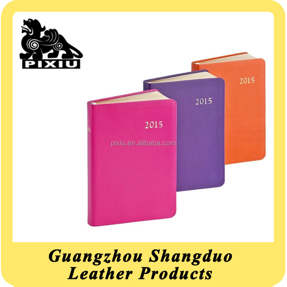 Trade Assuranced Handmade Western Leather Notebook PU Cover Notebook