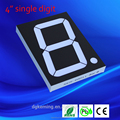 "ultra blue common anode 100mm large 4"" 7 segment display"
