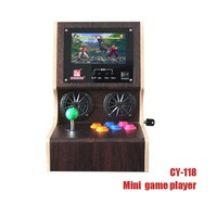 mini video game player for family and community store