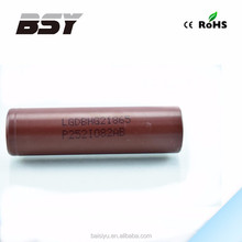 well sale LG HG2 18650 3000mah 20a rechargerable 3.7V battery lead acid battery