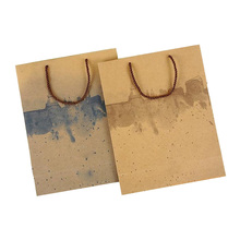 Recyclable Feature And Accept Custom Made Kraft Paper Shipping Bags.
