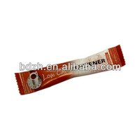 High quality sugar stick pack sachet/packaging sugar stick/packaging films for stick