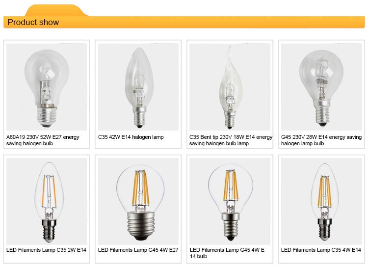 C35 E14 4W Wholesale China Made Top Selling led light bulb
