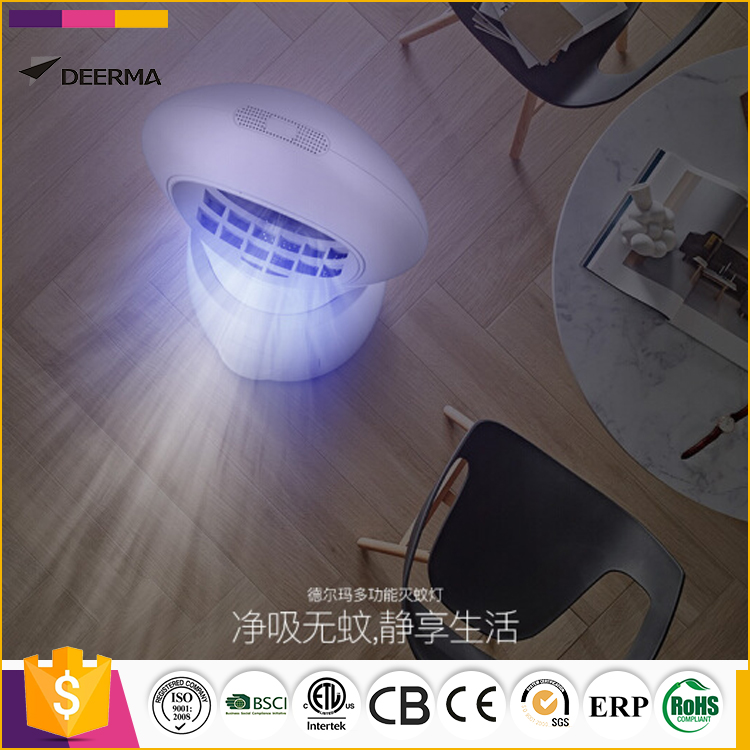 factory direct sale products rechargeable UV electric led mosquito killer lamp