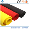 China Professional Exhibition Carpet Roll Supplier Produced Outdoor Use Plain Exhibition Carpet On Sale