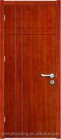 Black Walnut Veneer Solid Core Interior Wood Doors
