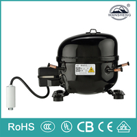 50Hz R600a LBP Electric Portable fridge compressor scrap price