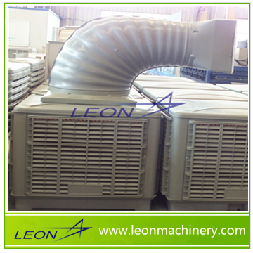 Leon Best selling air coolers with duct