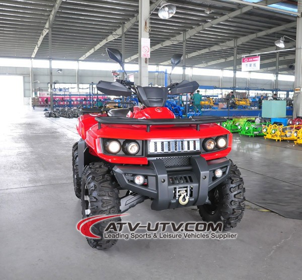 4X4 CE big quad bike sport ATV 400cc