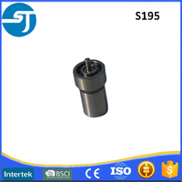 S195 water cooled diesel engine parts fuel injector nozzle