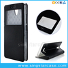 Factory Price Window View Flip Leather Phone Case For Allview P6 Energy Lite