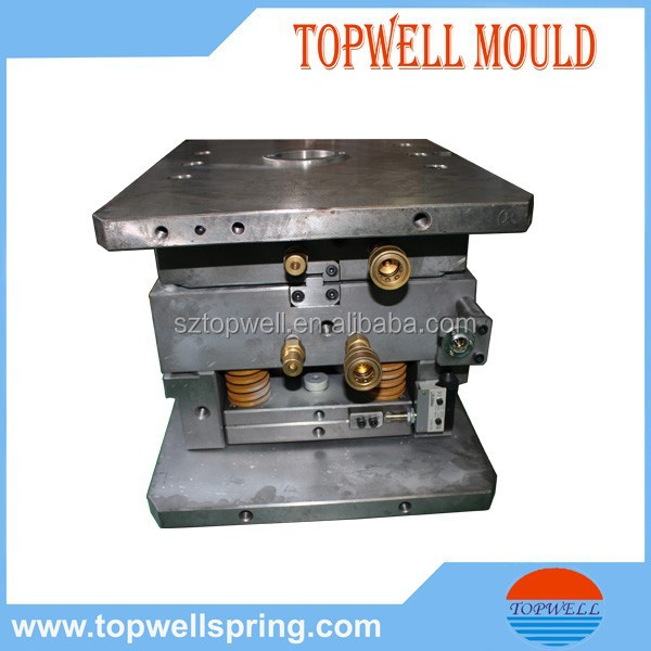 electronic product injection mold by plastic molding service for pos machine with cheap price n15071707