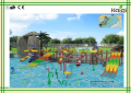Kaiqi Hot Selling Water Playground and Large Slide