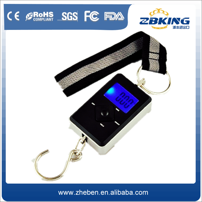 New wholesale cheap mini digital luggage scale