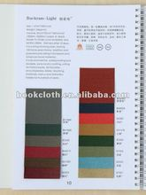 menu covering coating cloth----100% cotton