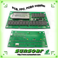 pcb suppliers cpth copper paste through hole pcb Electronic products