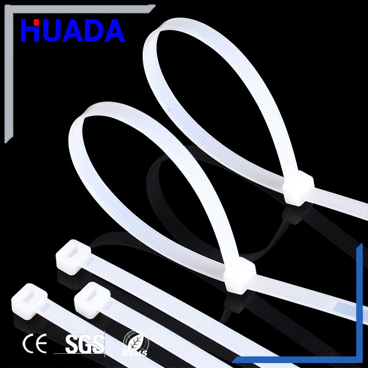 Releasable nylon cable ties zip ties colorful