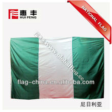 Nigeria different kind of national country flag