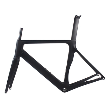 2016 Disc Brake Integrated Through Axle UD Matt Carbon Road Bike Frame carbon bicycle frames bb30 bb68 road bicycle frame 58cm
