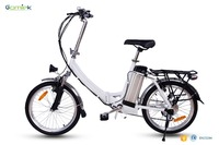 Low-carbon gomiek GFD20-3 pocket friendly size distributors canada flodable E-bike