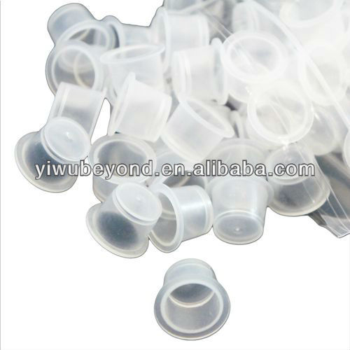 NEW MED Plastic Ink Cups Caps Tattoo Supplies For Machine Kits