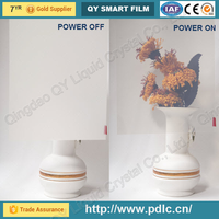 2016 hot sale factory for sale self adhesive smart glass film buying from manufacturer