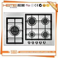Professional slide in 30 inch stainless steel gas range (PG8051LS-ACI)