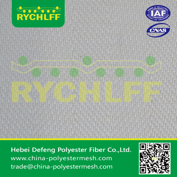 sewage treatment polyester filter fabric(acid resistant,alkali resistant)/urban sewage treatment polyester dehydration fabric