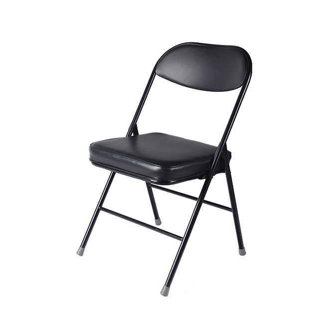 BEST QUALITY COMMERICAL FURNITURE FOLDING TRAINING CHAIRS BLACK ERGONOMIC PU COMPUTER OFFICE DESK CHAIR