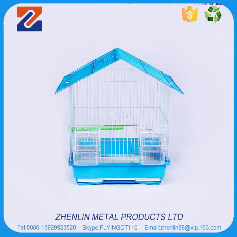 China alibaba high grade animated singing bird cage