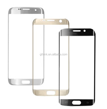 Cell phone LCD Touch Screen Front Glass Lens For Samsung Galaxy S7 Edge