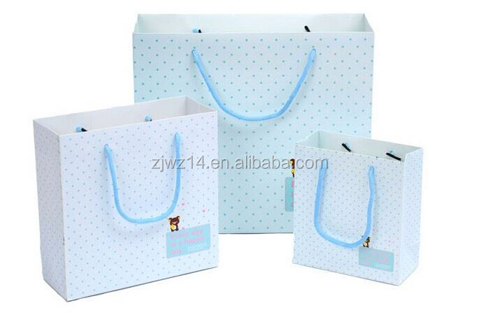 paper bag sewing machine/ cartoon style craft cooler paper bag/ cooler paper bags