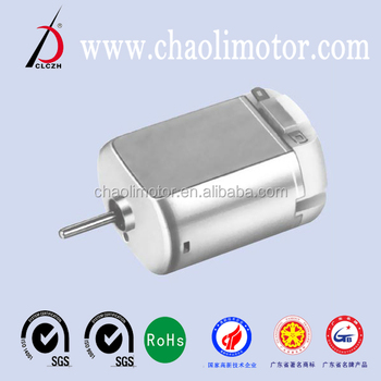 CL-FC280SA motor used in car door lock 12v